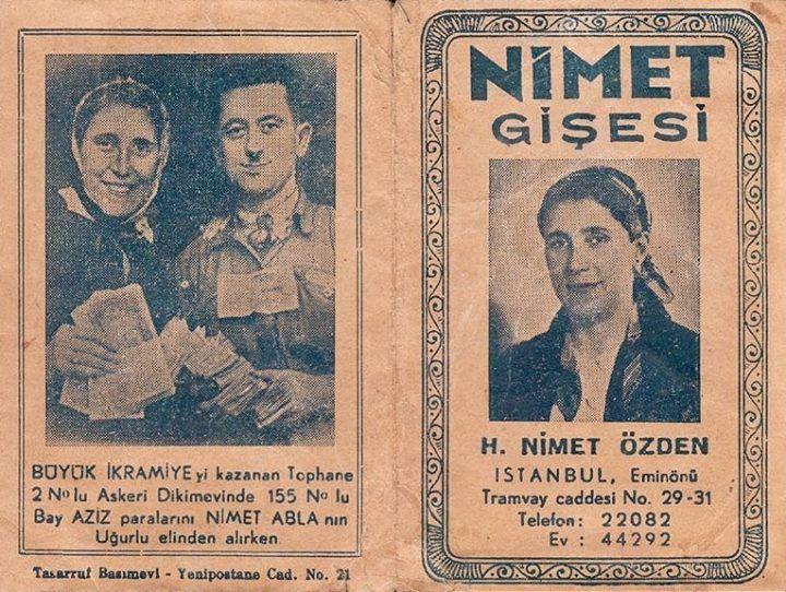 ''büyük ikramiyeyi kazanan Bay Aziz paralarını Nimet Abla'nın uğurlu ellerinden alırken...'' #istanlook
