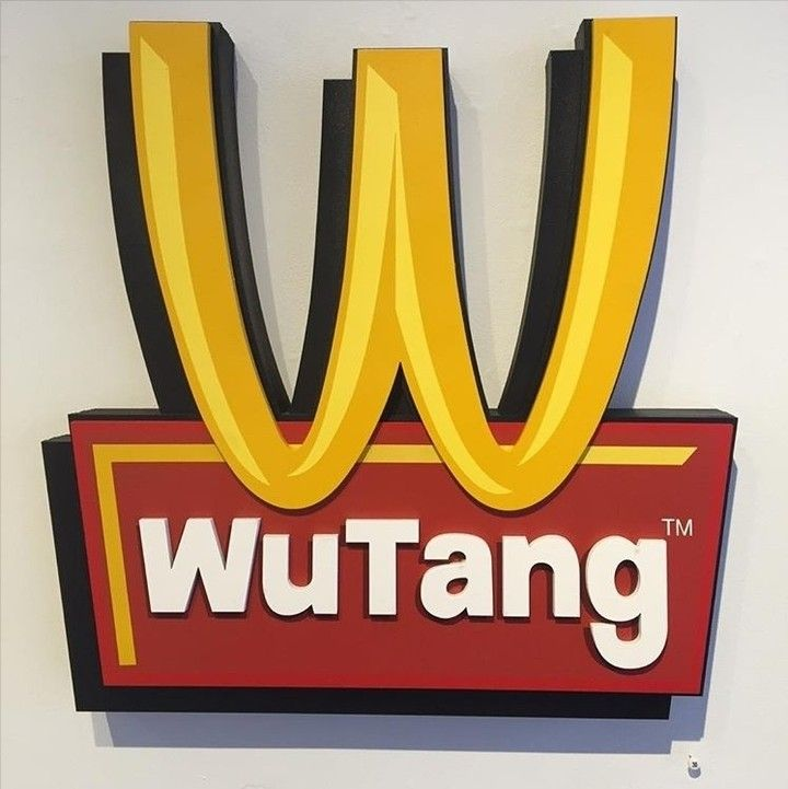Wu-Tang Pop Art by @krausegallery