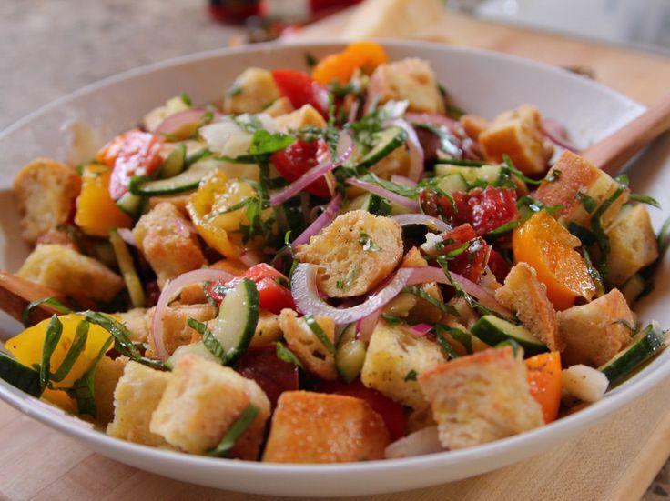 Panzanella Recipe : Ree Drummond : Food Network - FoodNetwork.com