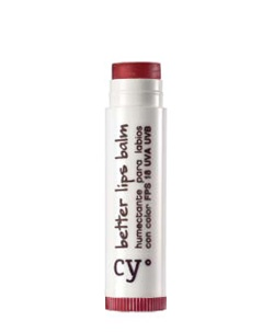 Cy° better lips balm de Cyzone - Humectante para labios con color (Tono Intensive Red)