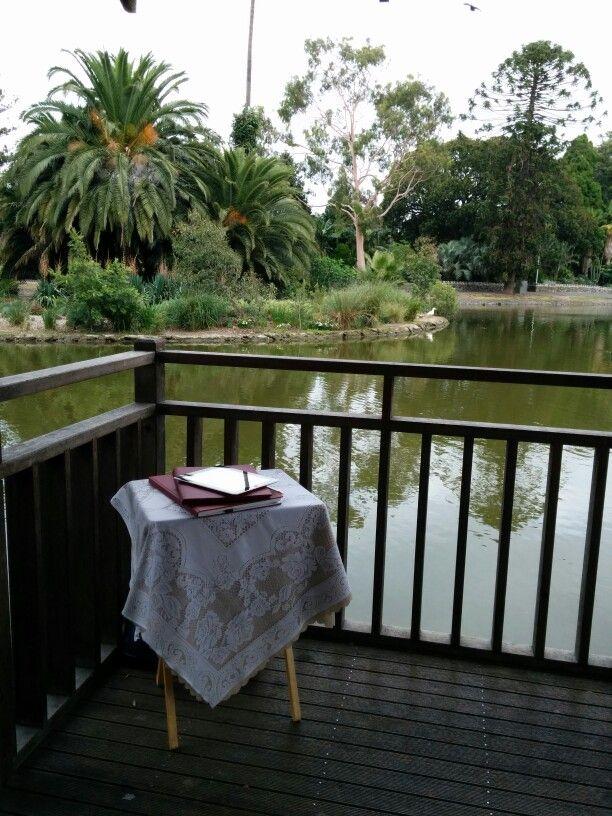 Queens Park, Moonee Ponds, Victoria Australia .... Contact me for marriage celebrant services...