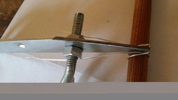 """Here is my version of the very handy """"Wire clamp tool"""", similar to the one in this illustration.It is used to clamp tubing - using wire. The resulting..."""