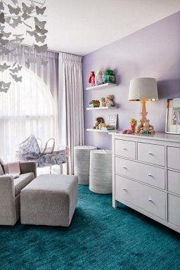 Cortinas para habitaciones de niñas