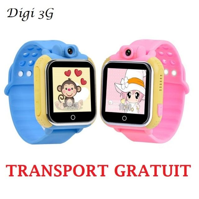 smartwatch copii foarte interesant