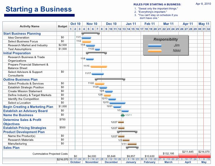 Expansion Plan Template Lovely Free Project Management Templates