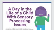 Does your child have sensory processing issues? Hypersensitivity or under sensitivity to sound and texture, and coordination problems are symptoms of a sensory processing disorder.