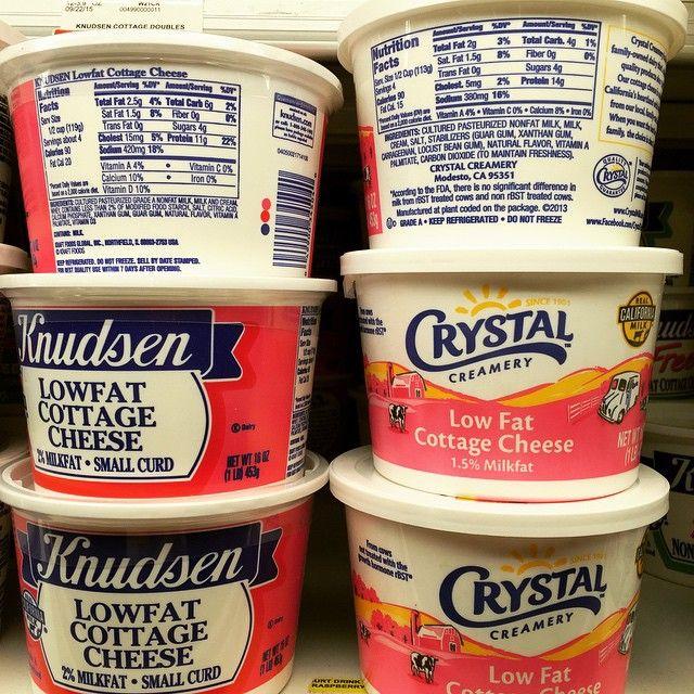 Paula Triana Hendricks On Instagram Knudsen Cottage Cheese S Nutritional Ingredients Has Changed With Only 11 Nutrition Cottage Cheese Clean Eating Recipes