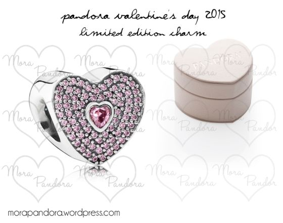 pandora limited edition valentine's day 2015-Valentine's day 2015 from Bern