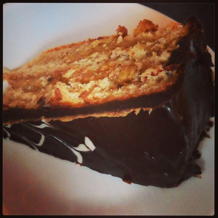 Ponque Papillon, Almendras café Chocolate !