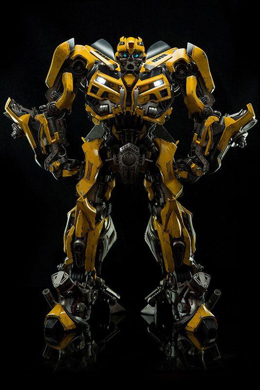 トランスフォーマー/ダークサイド・ムーン Bumblebee(バンブルビー) アクションフィギュア