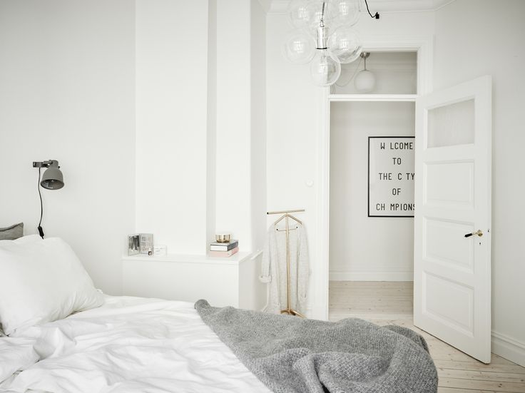 Homes to Inspire | Light Airy in Stockholm