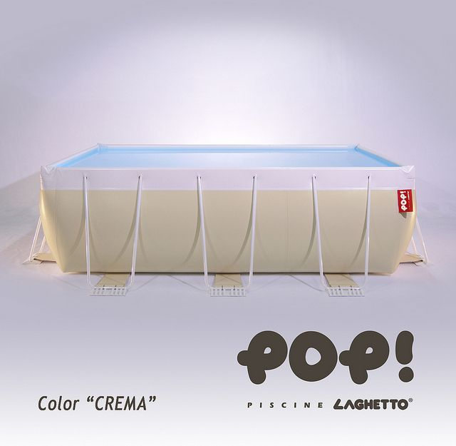 Piscine Pop - Crema