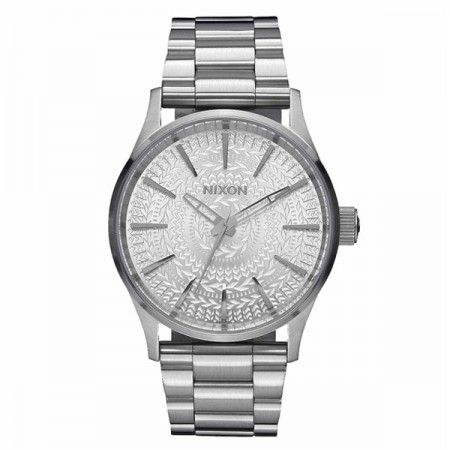 A4502129 Nixon Sentry 38 SS  Visit our store: www.watchworldindonesia.com