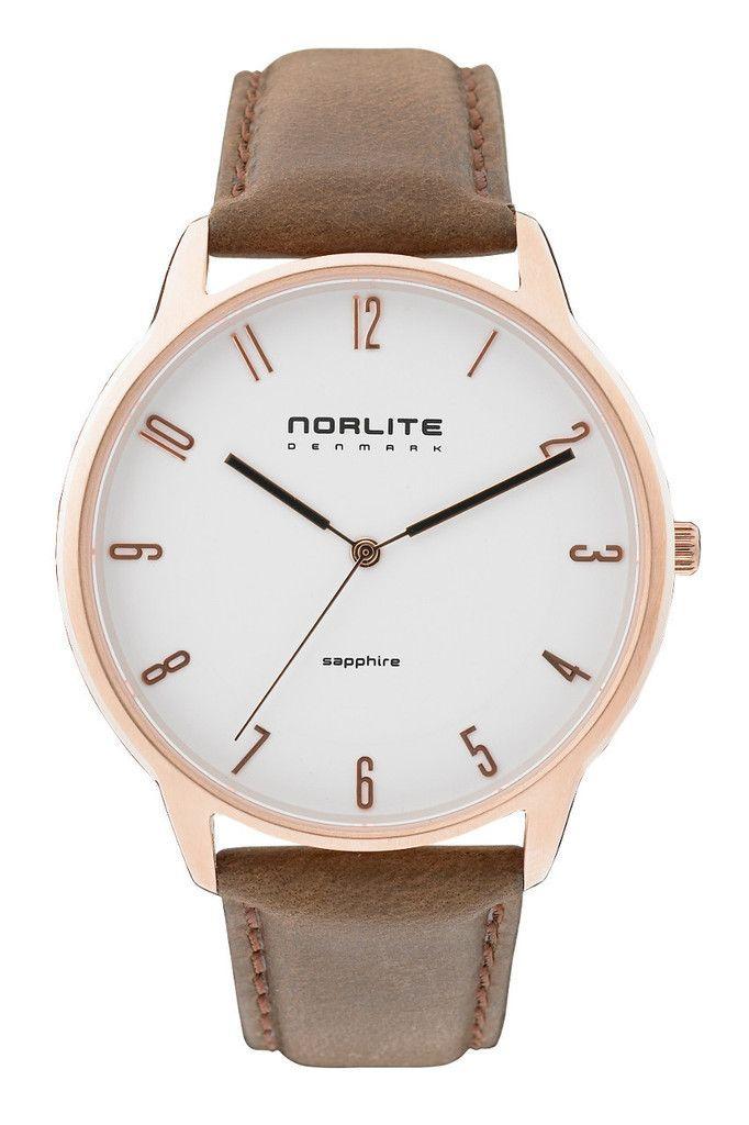 Norlite - NOR1501-030602 #norlitedenmark #danishdesign #watch