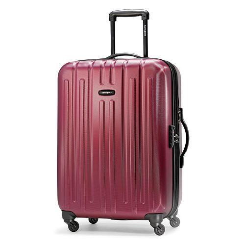 Kohl S Wedding Registry: Samsonite Ziplite 360 28-Inch Hardside Spinner Luggage