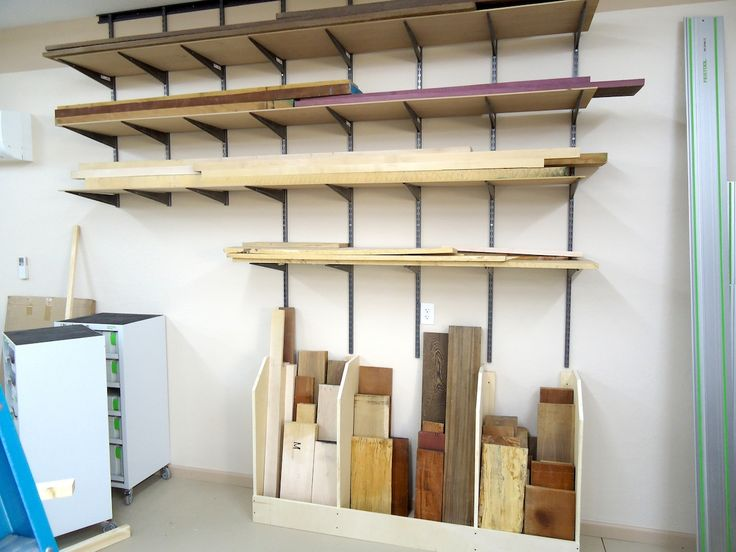 """short-lumber-rack-10.  from the """"Wood Whisperer"""". My favorite wood blogger.  Check out his videos on YouTube!"""
