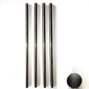 Stainless Steel Straw (8mm) - Straight