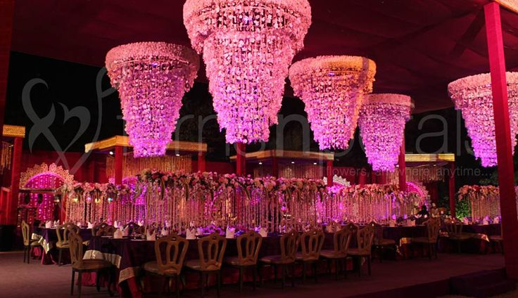 We have refined the #contemporary #wedding, India into a fine art. As contemporary wedding #decorators in #Delhi we transform each event into a magical gala.