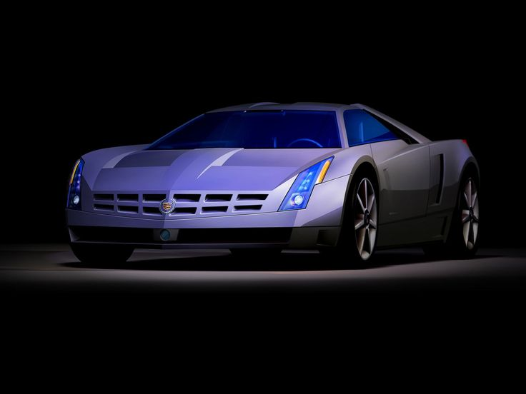 Superior 2002 Cadillac Cien Concept