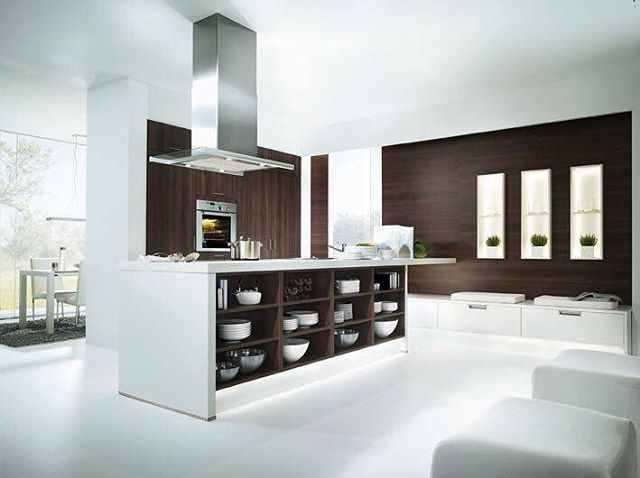 36 best Open keuken images on Pinterest Kitchens, Apartments and - brilliant küchen duisburg