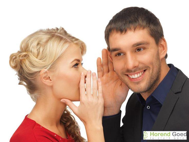 Waar of niet waar? Vrouwen kunnen beter horen dan mannen...wat denk jij?