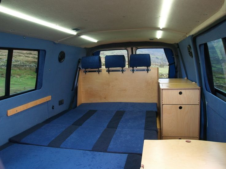 Vw T5 Swb Amdro Angel Fitted Conversion From Panel Van To