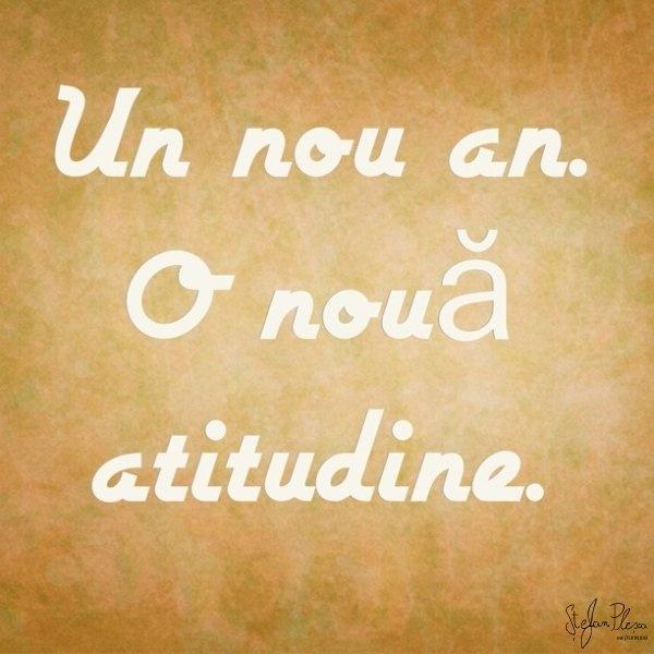 Noua atitudine