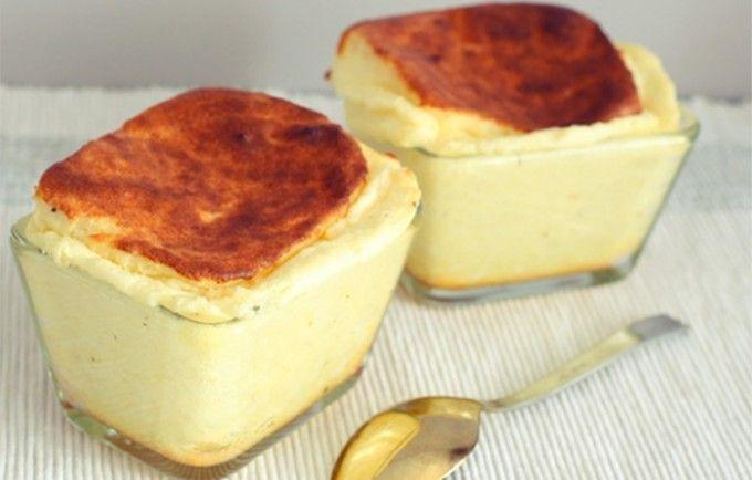 Fenomenální sýrové soufflé