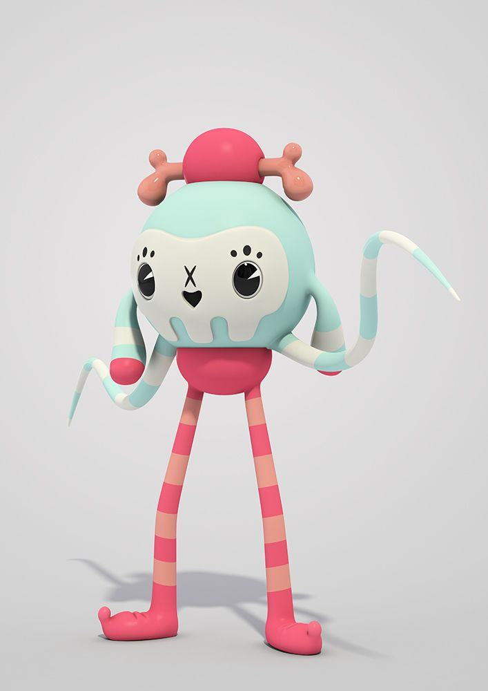 Pets and Monsters on Behance