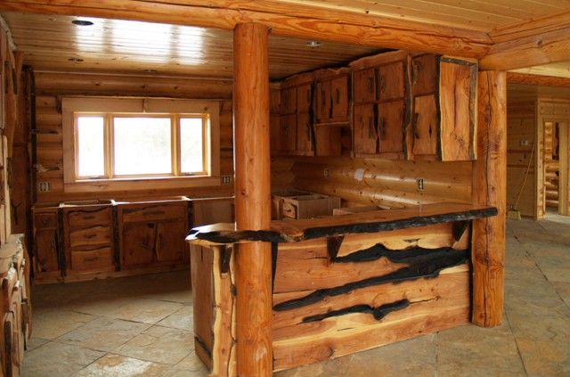 Western Style Kitchens Photos Rustic Style Custom Cabinets Western Dresser Western