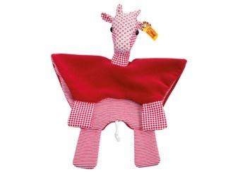 doudou 'petite girafe du cirque Steiff'