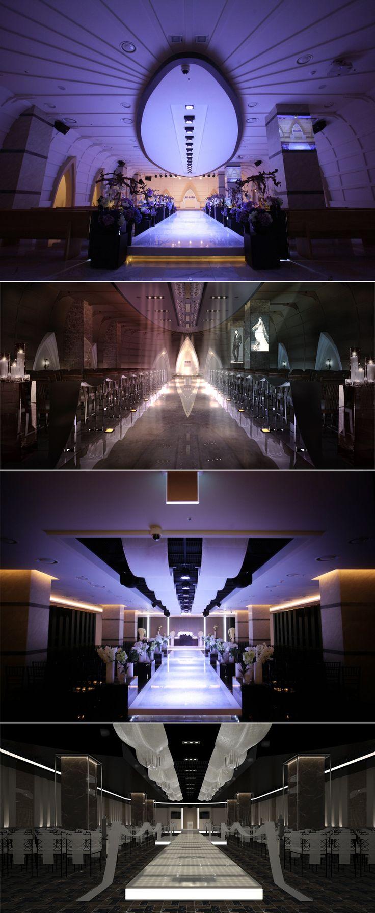 """wedding place interior Namcheon-dong """"The Season"""""""