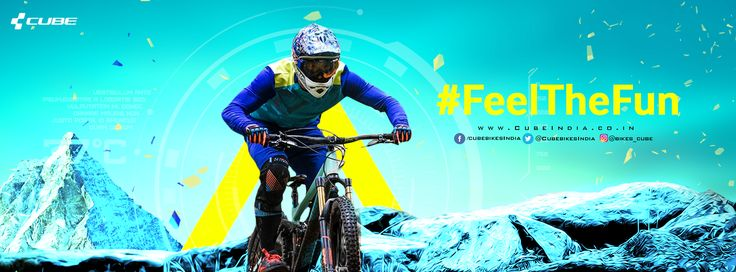 """Check out this @Behance project: """"Social Media Campaign for Cube Bikes India"""" https://www.behance.net/gallery/50905601/Social-Media-Campaign-for-Cube-Bikes-India"""