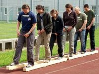 18 proven adult teambuilding games