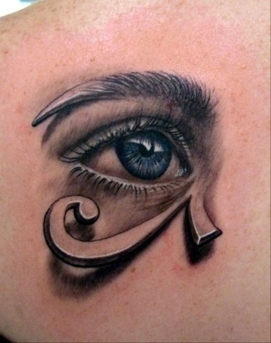 The fact is that the eye tattoo can be designed in many ways. The general way is to pick an animal that you find particularly drawn to in terms of its qualities and then get the eye of that animal tattooed as your tattoo design. Cats can be quite a popular choice. Or you could go for a tribal or Egyptian style. You can and should look through as many options as possible in this regard. This will kindle your imagination and you will find that you will come up with a lot of design…