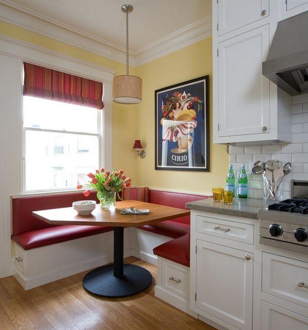 bancos esquineros cocina o comedor - Buscar con Google