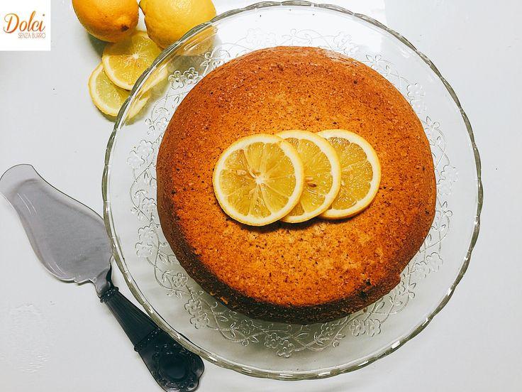 TORTA AL LIMONE CON STEVIA super golosa e super leggera! Una #torta #senzaburro e #senzazucchero adatta a #intolleranti e #diabetici e a tutti quelli che non sanno resistere al piacere! Un gusto delicato ed avvolgente che vi conquisterà! Ecco la #ricetta del #dolce http://www.dolcisenzaburro.it/recipe-items/torta-al-limone-con-stevia/ #dolcisenzaburro healthy and light dessert cake sweets