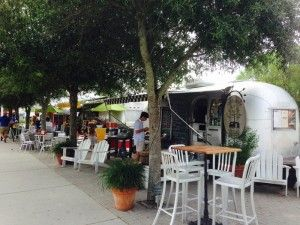 Airstream Food Trucks In Pensacola