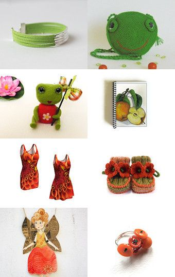 Bright Ideas by Julia on Etsy--Pinned+with+TreasuryPin.com