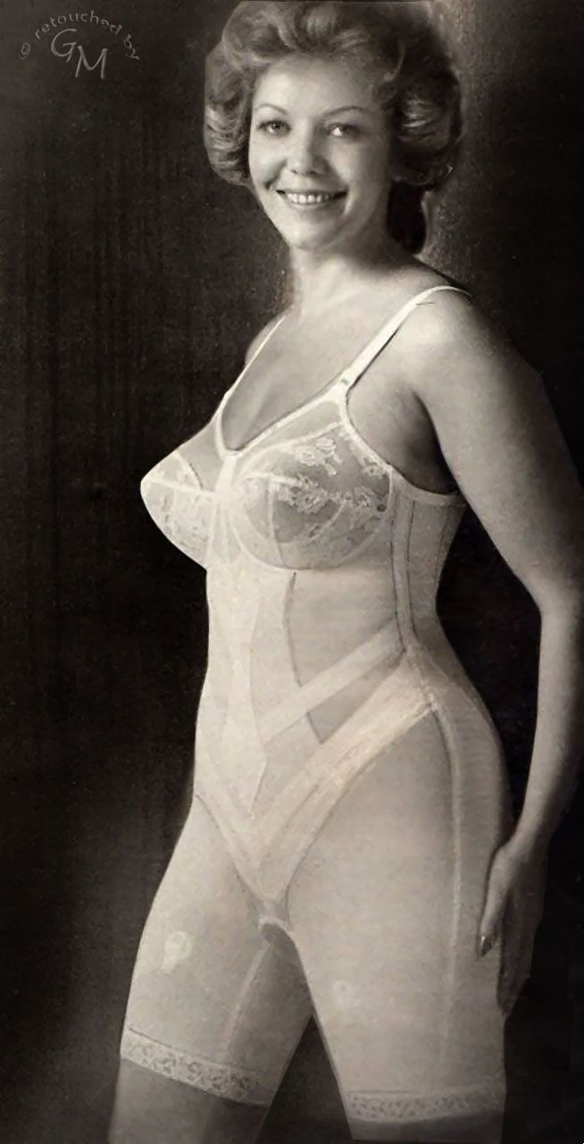 Unknown source----- Retouched ©-Girdlemaster | Vintage ...