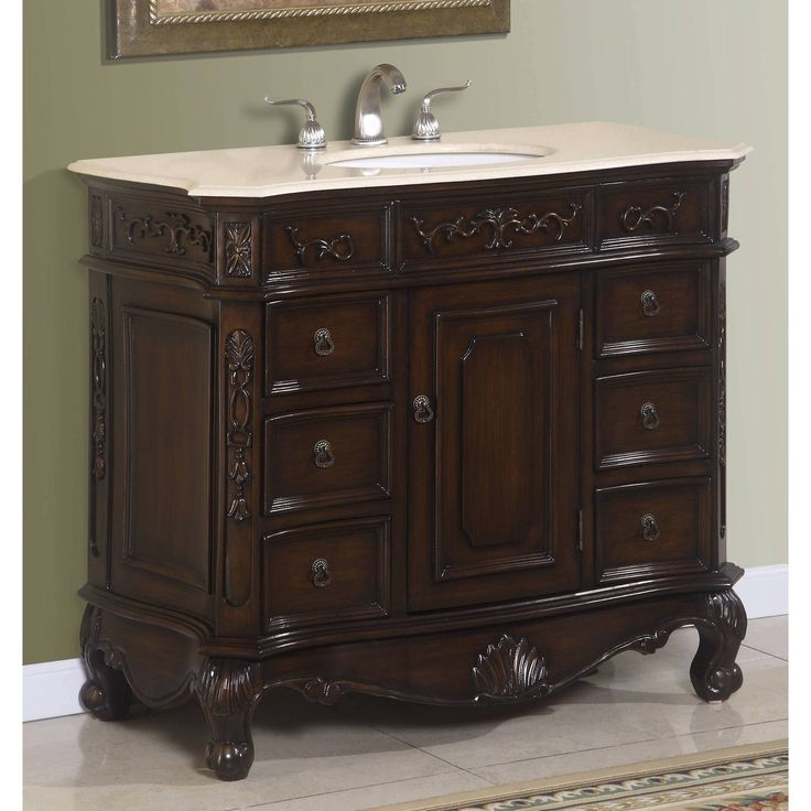 Bathroom Vanities Overstock 143 best vanities images on pinterest | bathroom ideas, antique
