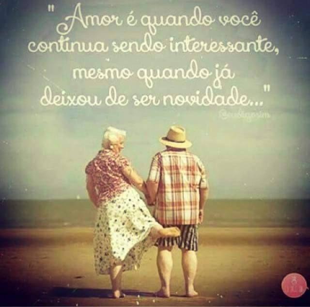 Amor verdadeiro!!!