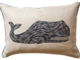 Whale pillow!