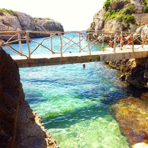 Ruta en bici a Cala en Blanes, Cala en Brut y Cala en Forcat ( Menorca)   Una Arjonera en Mallorca