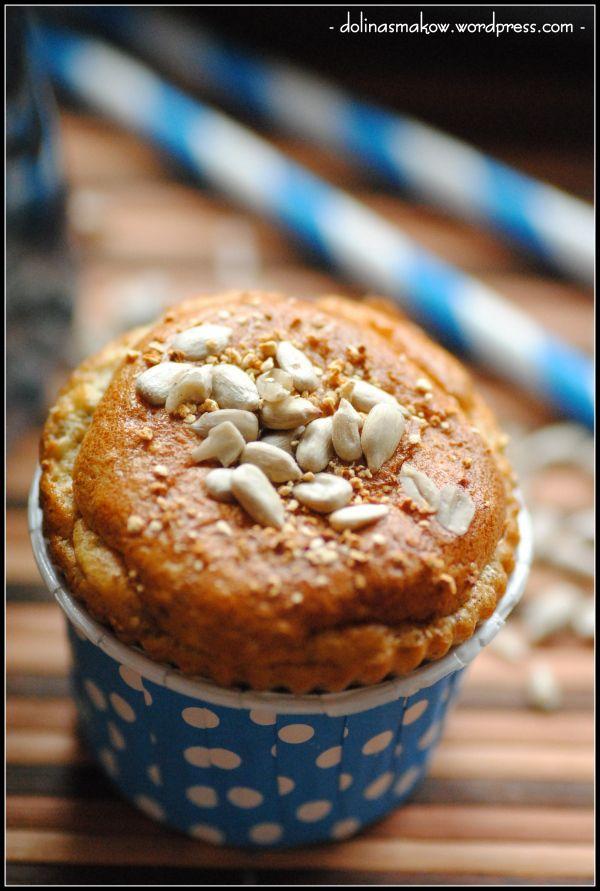 Muffinki dietetyczne bez mąki