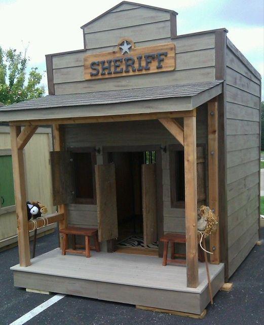 It's The Custom | St Louis Home Builder Hibbs Homes » kids playhouse celebration