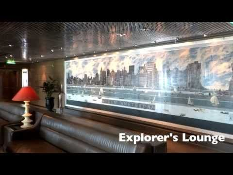Holland America Line's Nieuw Amsterdam (Ship tour and review)