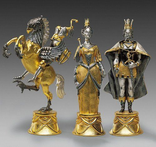World's Most Expensive Chess Sets