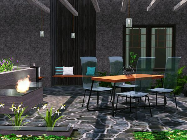 Best Images About The Sims  Furniture Outdoor On