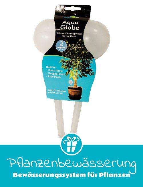 Invero® 2 X Pflanzenbewässerungs Bulbs Aqua Globe Bewässerungssystem Für  Pflanzen Innen  Und Außenbereich   Lustige Geschenkideen